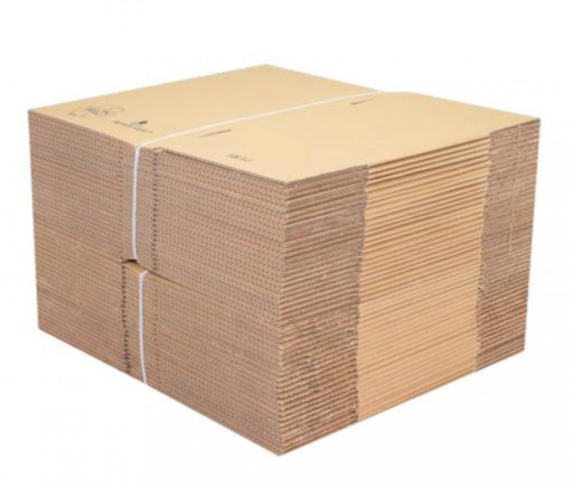 lot de 50 cartons small 2 20x15x12cm carton market. Black Bedroom Furniture Sets. Home Design Ideas