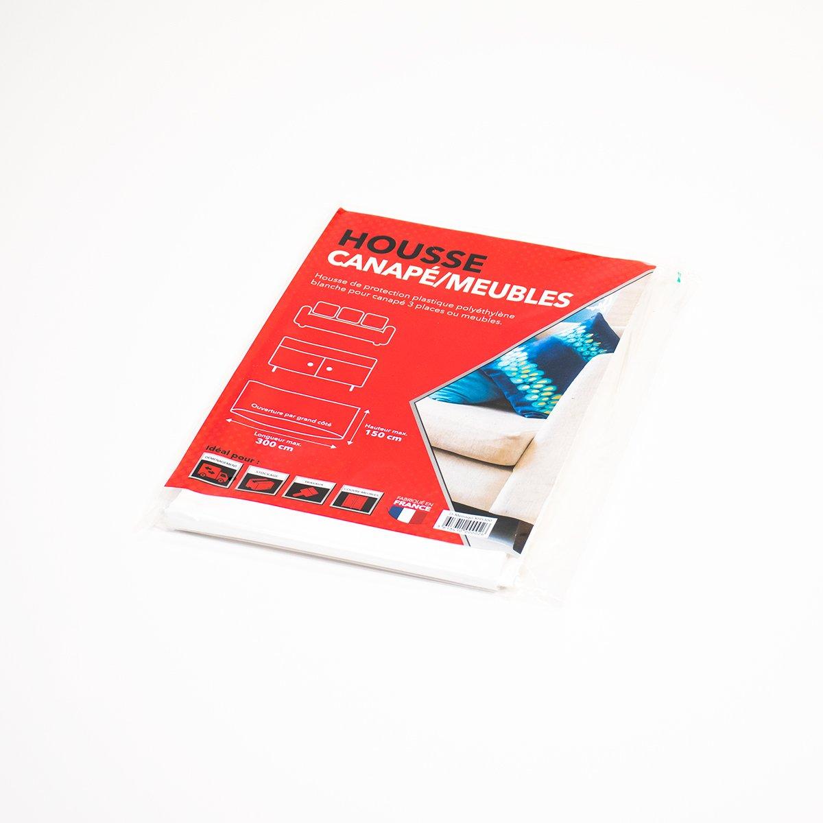 Housse Protection Canape 250x110x110cm
